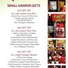Small gifts & hampers 2014