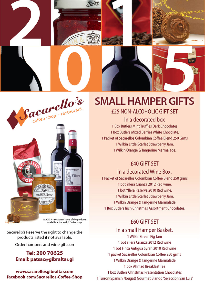 Small Hamper Gifts