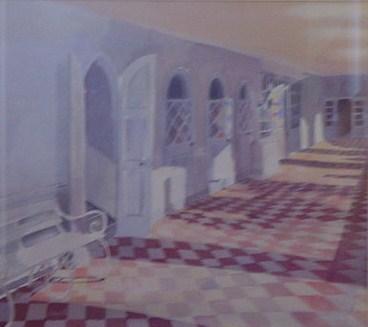 Towards the Parlour at Loreto Convent