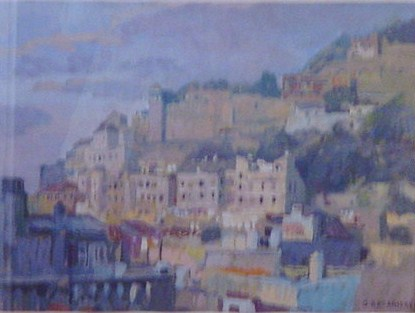 Upper Town Gibraltar