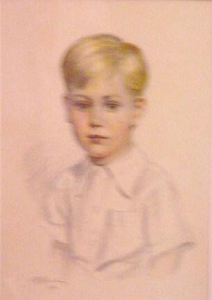 Portrait of Patrick Sacarello