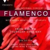 Flamenco at Sacarello's