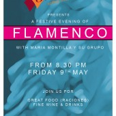 Flamenco Night at Sacarello's