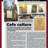 Sacarellos' Art Collection in The Olive Press